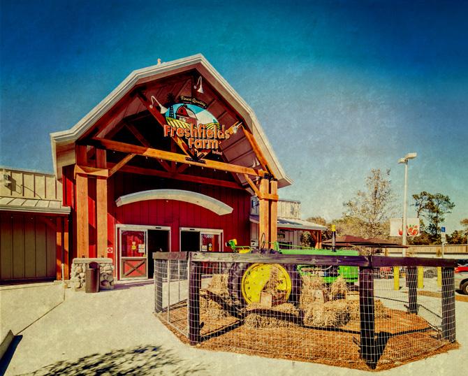 Jacksonville freshfields farm for Fresh fish market orlando