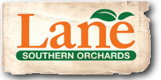 lane peaches logo